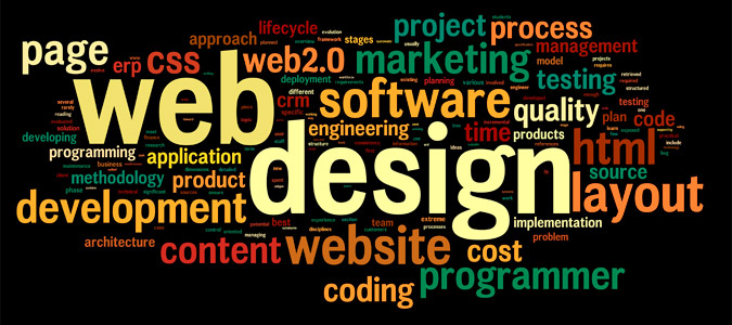 4 STAGES OF WEBSITE DESIGN