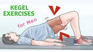 Men's Kegel Exercises